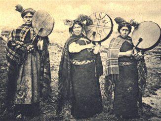 Mapucse asszonyok