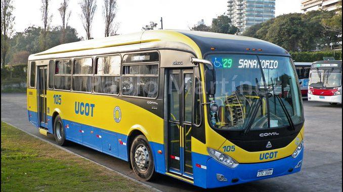Uruguay Busz